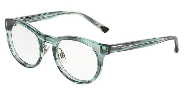 Dolce & Gabbana DG3240 3010 STRIPED PETROLEUM
