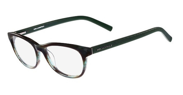 Karl Lagerfeld KL890 048 STRIPED GREEN