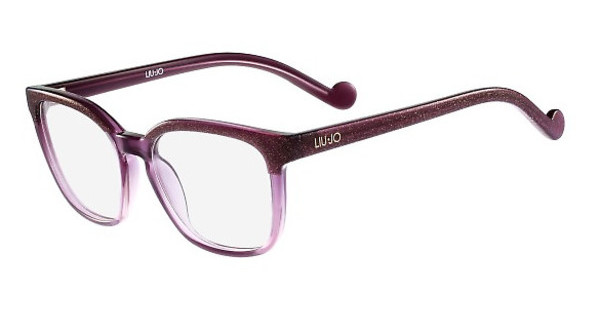 Liu Jo LJ2641 513 PURPLE W-GOLD GLITTER