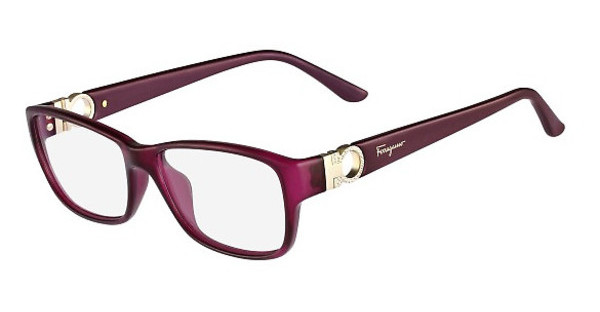 Salvatore Ferragamo SF2666R 525 CYCLAMINE