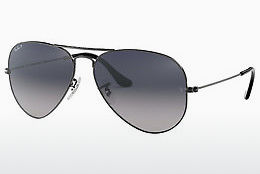 слънчеви очила Ray-Ban AVIATOR LARGE METAL (RB3025 004/78) - сиви