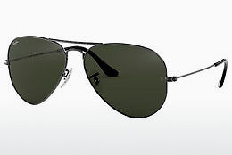 слънчеви очила Ray-Ban AVIATOR LARGE METAL (RB3025 W0879) - сиви