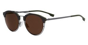 Boss BOSS 0784/S 97C/LC BROWN GOLD ARMATT GREY
