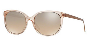 Burberry BE4146 34863D BROWN MIRROR GRADIENT SILVERPINK
