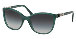 Bvlgari BV8145B 53328G GREY GRADIENTTRANSPRENT GREEN