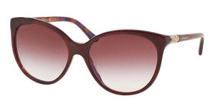 Bvlgari BV8147B 52708H VIOLET GRADIENTTO RED ON MARBLE VIOLET
