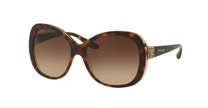 Bvlgari BV8171B 537913 BROWN GRADIENTTOP HAVANA/BROWN CRYSTAL