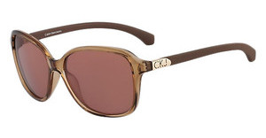 Calvin Klein CKJ760S 203 CRYSTAL BROWN