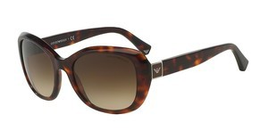 Emporio Armani EA4052 539513 BROWN GRADIENTRED HAVANA