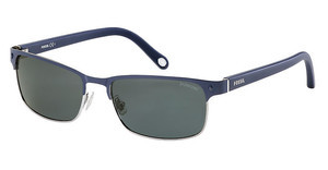 Fossil FOS 3000/P/S HB9/Y2 GREY PZNAVY BLUE