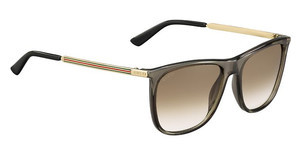 Gucci GG 1129/S VKH/K3 BROWN SFGREY GOLD (BROWN SF)