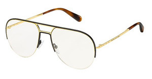 Marc Jacobs MJ 624/S L2A/99 TRANSPARENTGOLD BLCK (TRANSPARENT)