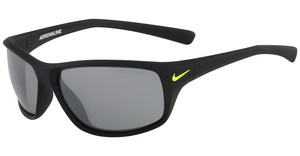 Nike ADRENALINE EV0605 007 BLACK/VOLT WITH GREY W/SILVER FLASH LENS LENS
