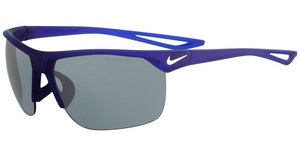 Nike NIKE TRAINER EV0934 440 MATTE DEEP ROYAL BLUE/WHITE WITH GREY W/SILVER FLASH LENS