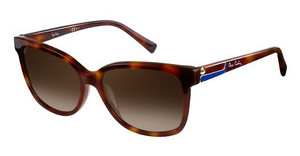 Pierre Cardin P.C. 8432/S 05L/CC BROWN SFHAVANA (BROWN SF)