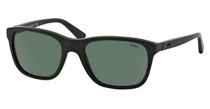 Polo PH4085 528471 GREENMATTE BLACK