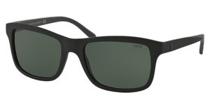 Polo PH4095 552371 GREENMATTE BLACK