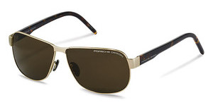 Porsche Design P8633 B brown 89%light gold