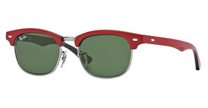 Ray-Ban Junior RJ9050S 162/71 GREENTOP RED ON BLACK