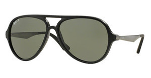 Ray-Ban RB4235 601S58 POLAR GREENMATTE BLACK