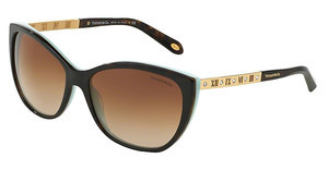 Tiffany TF4094B 81343B BROWN GRADIENTHAVANA/BLUE