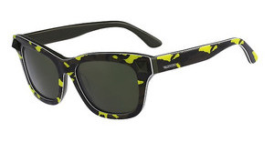 Valentino V670SC 741 FLUO YELLOW/ARMY GREEN