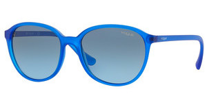Vogue VO2939S 22818F BLUE GRADIENTTRANSPARENT ELECTRIC BLUE