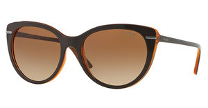 Vogue VO2941S 227913 BROWN GRADIENTTOP BROWN/ORANGE TRANSP