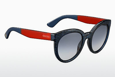 слънчеви очила Gucci GG 3810/S VMY/HD - Glttblred