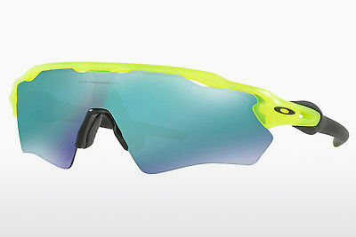 слънчеви очила Oakley RADAR EV XS PATH (OJ9001 900102) - зелени