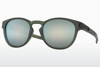 слънчеви очила Oakley LATCH (OO9265 926505) - зелени, Olive