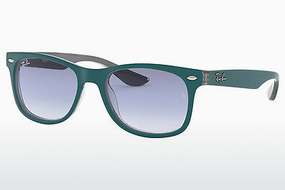 слънчеви очила Ray-Ban Junior RJ9052S 703419 - сиви, сини, зелени