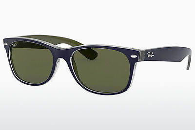 слънчеви очила Ray-Ban NEW WAYFARER (RB2132 6188) - сини, зелени