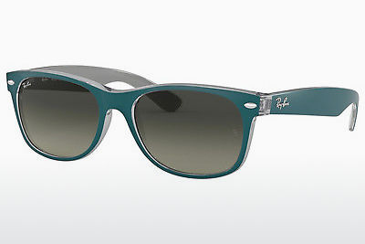 слънчеви очила Ray-Ban NEW WAYFARER (RB2132 619171) - зелени, Petroleum