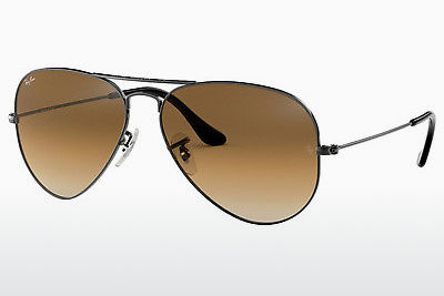 слънчеви очила Ray-Ban AVIATOR LARGE METAL (RB3025 004/51) - сиви
