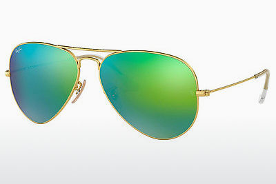 слънчеви очила Ray-Ban AVIATOR LARGE METAL (RB3025 112/19) - златисти