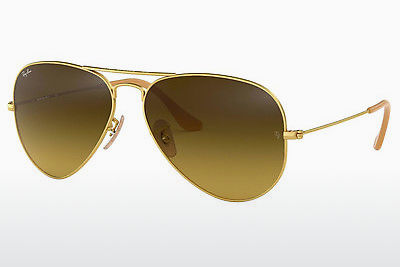 слънчеви очила Ray-Ban AVIATOR LARGE METAL (RB3025 112/85) - златисти