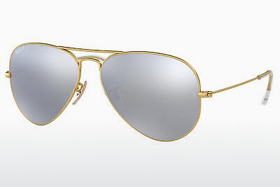 слънчеви очила Ray-Ban AVIATOR LARGE METAL (RB3025 112/W3) - златисти