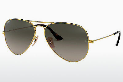 слънчеви очила Ray-Ban AVIATOR LARGE METAL (RB3025 181/71) - златисти