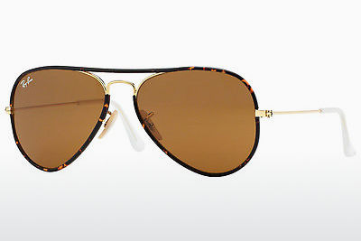 слънчеви очила Ray-Ban AVIATOR FULL COLOR (RB3025JM 001) - златисти