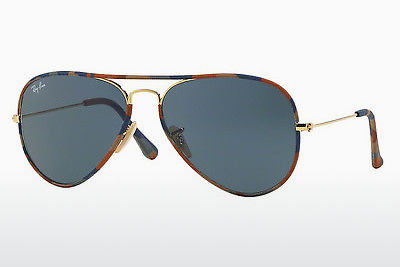 слънчеви очила Ray-Ban AVIATOR FULL COLOR (RB3025JM 170/R5) - златисти