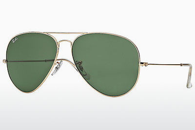 слънчеви очила Ray-Ban AVIATOR LARGE METAL II (RB3026 L2846) - златисти