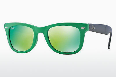 слънчеви очила Ray-Ban FOLDING WAYFARER (RB4105 602119) - зелени