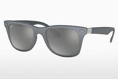 слънчеви очила Ray-Ban WAYFARER LITEFORCE (RB4195 601788) - сребристи