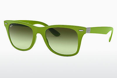 слънчеви очила Ray-Ban WAYFARER LITEFORCE (RB4195 60868E) - зелени