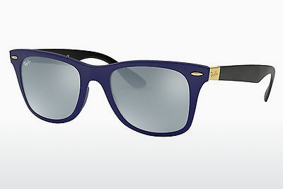 слънчеви очила Ray-Ban WAYFARER LITEFORCE (RB4195 624830) - сини