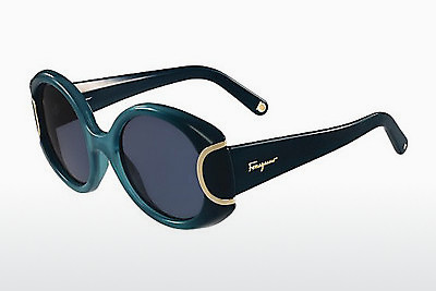 слънчеви очила Salvatore Ferragamo SF811S SIGNATURE 446