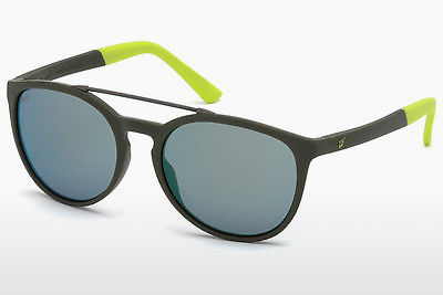 слънчеви очила Web Eyewear WE0183 96Q - зелени