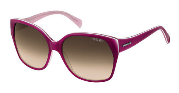 Carrera GISELE 80G/S2 BROWN SFCYC LILAC (BROWN SF)