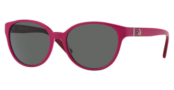 DKNY DY4117M 363587 GREYTOP FUXIA ON TRANSP FUXIA